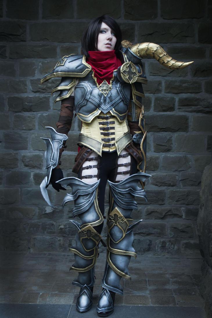 Diablo III Demon Hunter by emilyrosa