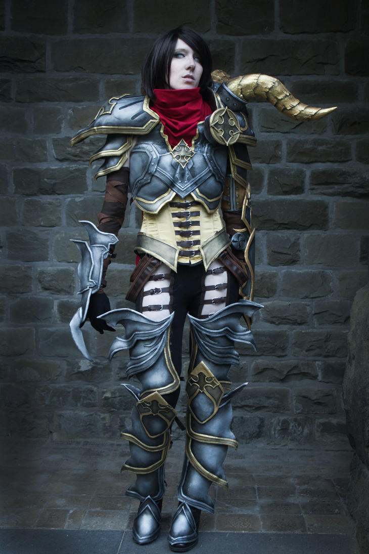 Diablo III Demon Hunter by emilyrosa on DeviantArt  Diablo III Demo...