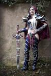 Death Knight Cosplay - World of Warcraft