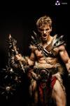 Barbarian Cosplay - Diablo III
