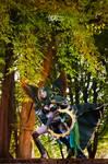 Maiev Shadowsong Cosplay III - World of Warcraft