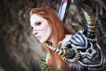 Diablo 3 Female Barbarian Cosplay