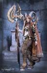 Warrior Faun Cosplay by emilyrosa