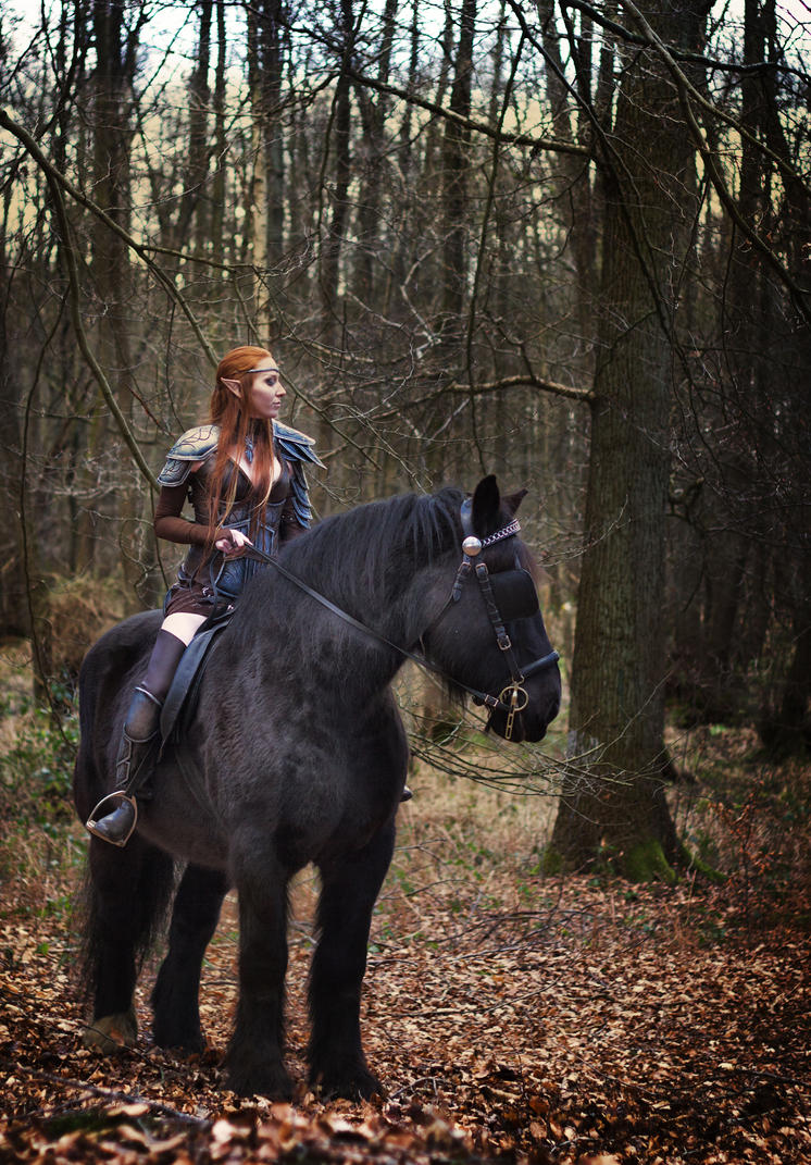 The Elder Scrolls Online cosplay by emilyrosa