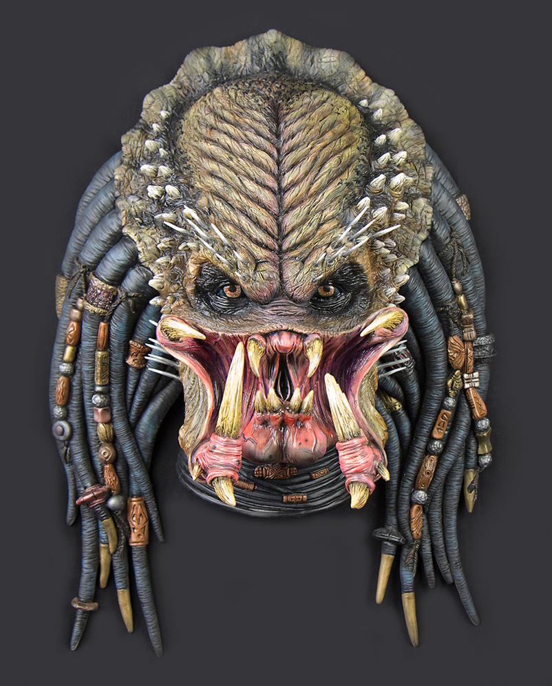 Predator Bust by dlesko250
