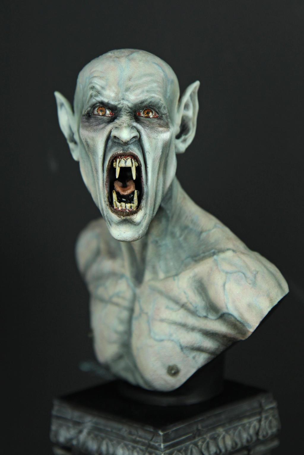 Vampire Bust. by dlesko250