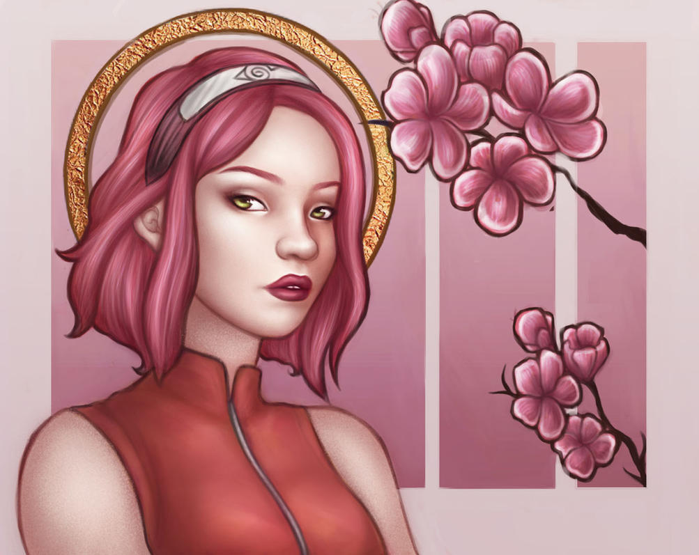 Sakura Haruno by candemarzat