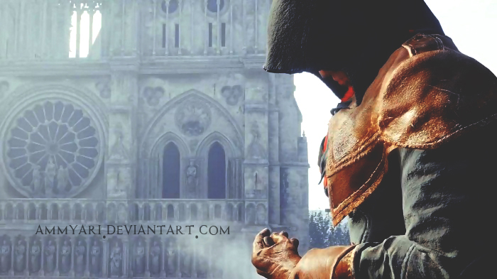 Assassin's Creed Unity Screens 01 by Ammyari