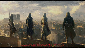Assassin's Creed Unity Brotherhood