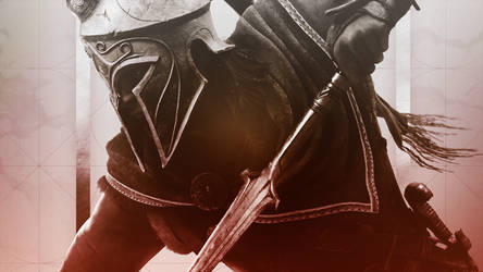 Alexios Assassin's Creed Odyssey by Ammyari