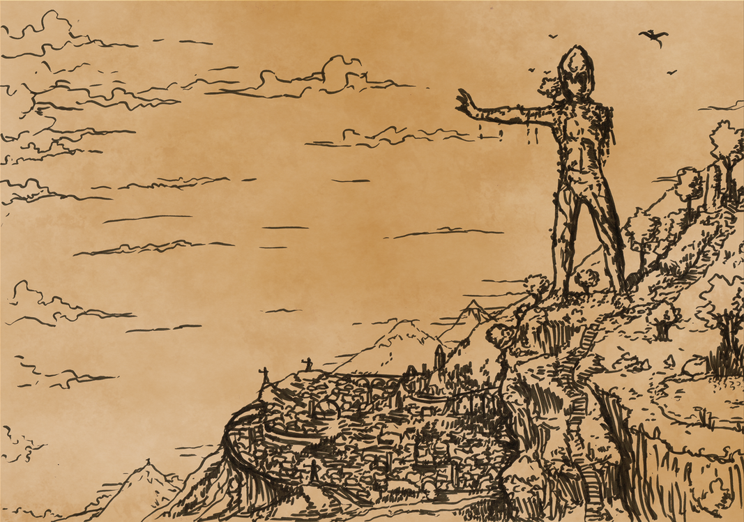 Still standing high by Khelian-Elfinde