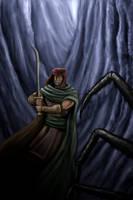 Imaginarium 21 : Lurk vs the spider (Video below) by Khelian-Elfinde
