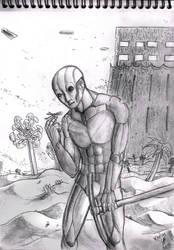 Exoskeleton by Khelian-Elfinde