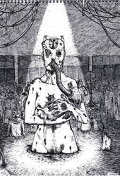 Messiah by Khelian-Elfinde
