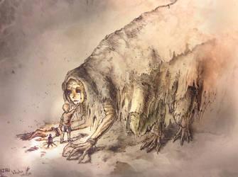 Izbu by Khelian-Elfinde