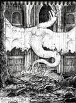 Trinktober: Mindless+Dragon+Ghost