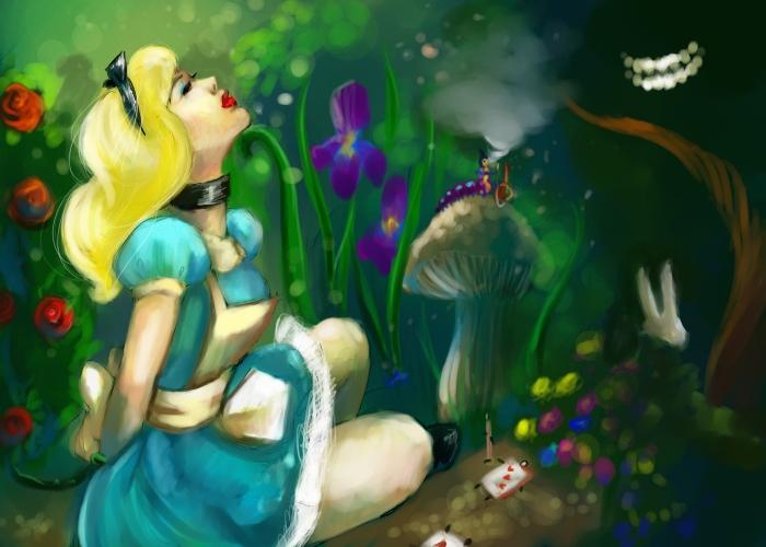 Alice: Wonderland Hostage by morosemordant