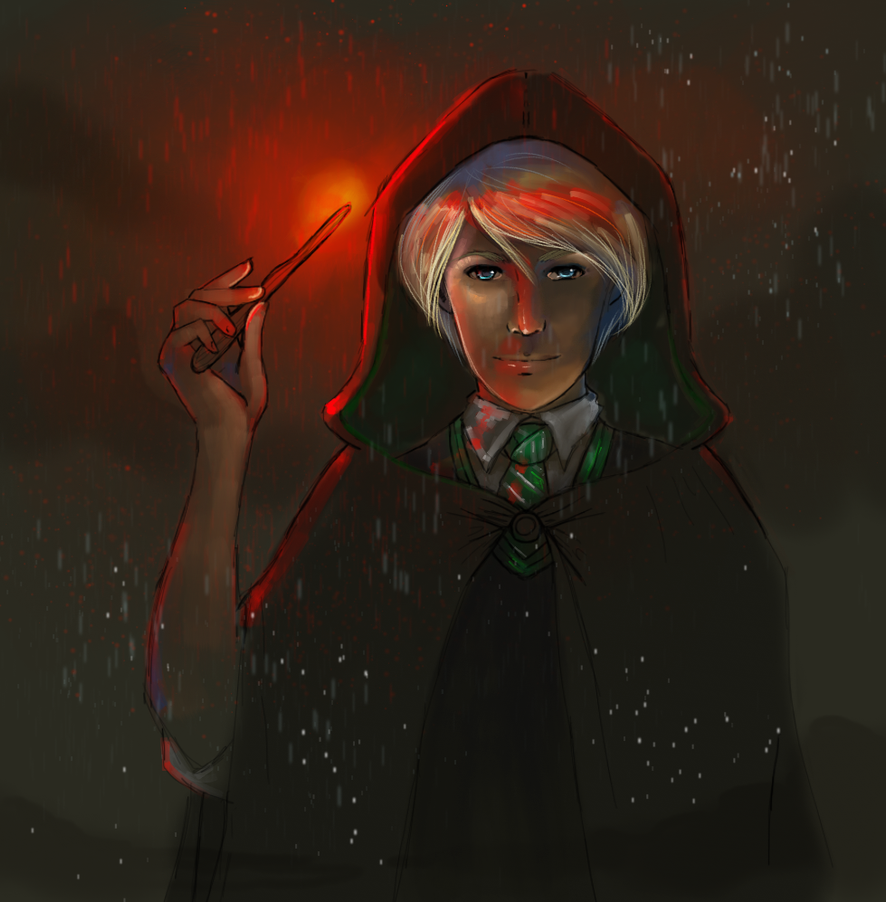 Malfoy by morosemordant