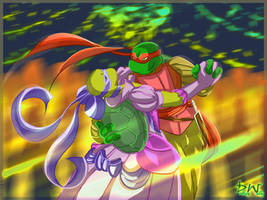 Ballroom Turtles by datingwally