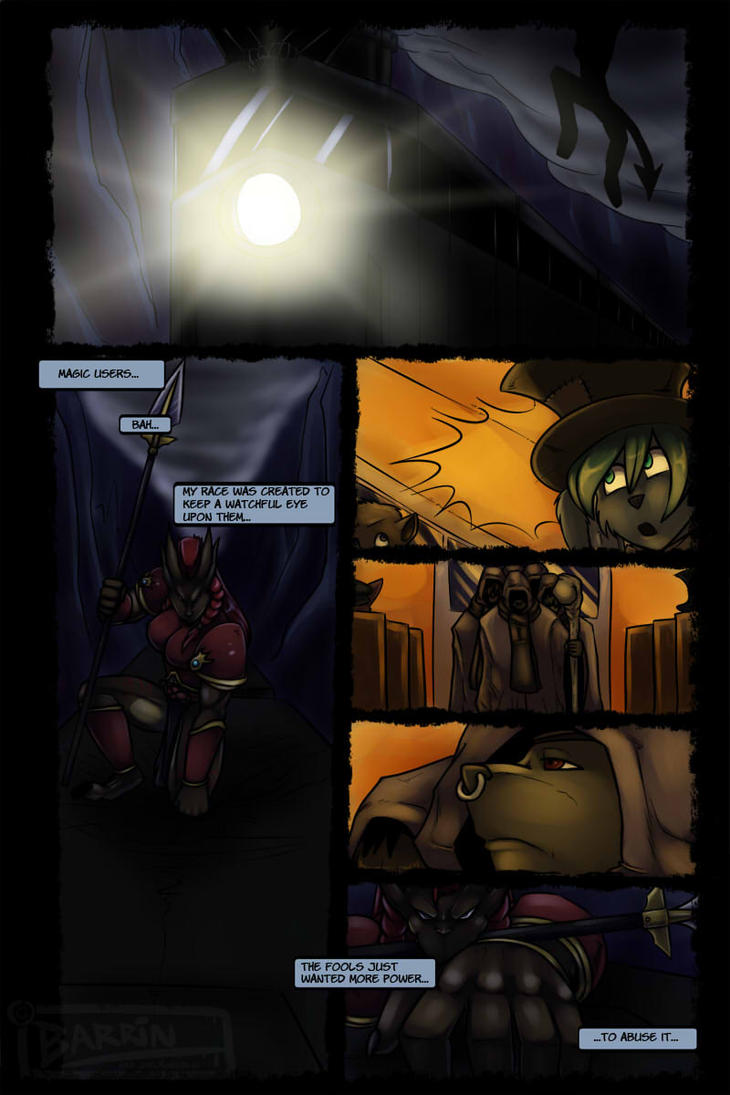 Pyre Comic-pg1 by Barrin84