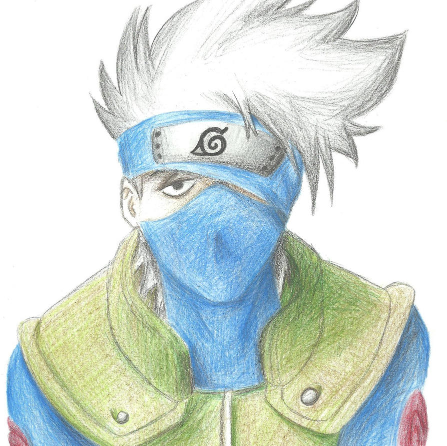 Kakashi by booklover1997