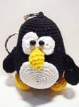 Tux the Linux Penguin Doll