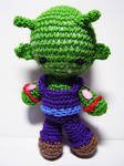 Dragonball - Piccolo Doll