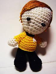 Star Trek - James T. Kirk Doll by Nissie