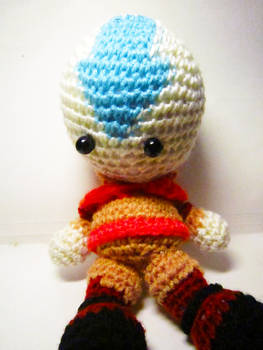 Avatar - Aang Doll