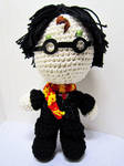 Harry Potter Crochet Doll