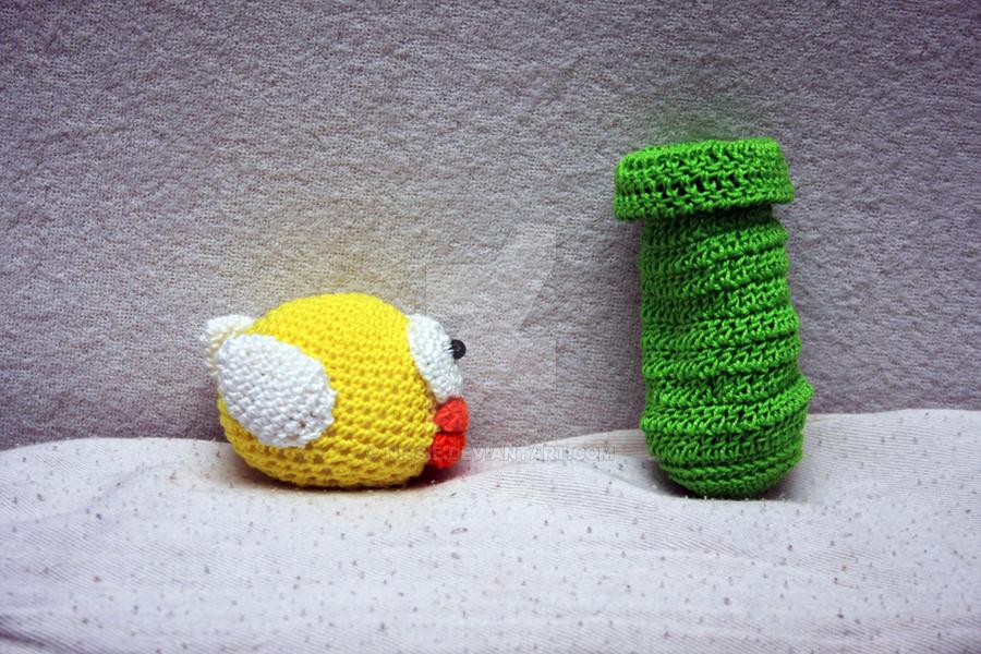 Flappy Bird! by Nissie