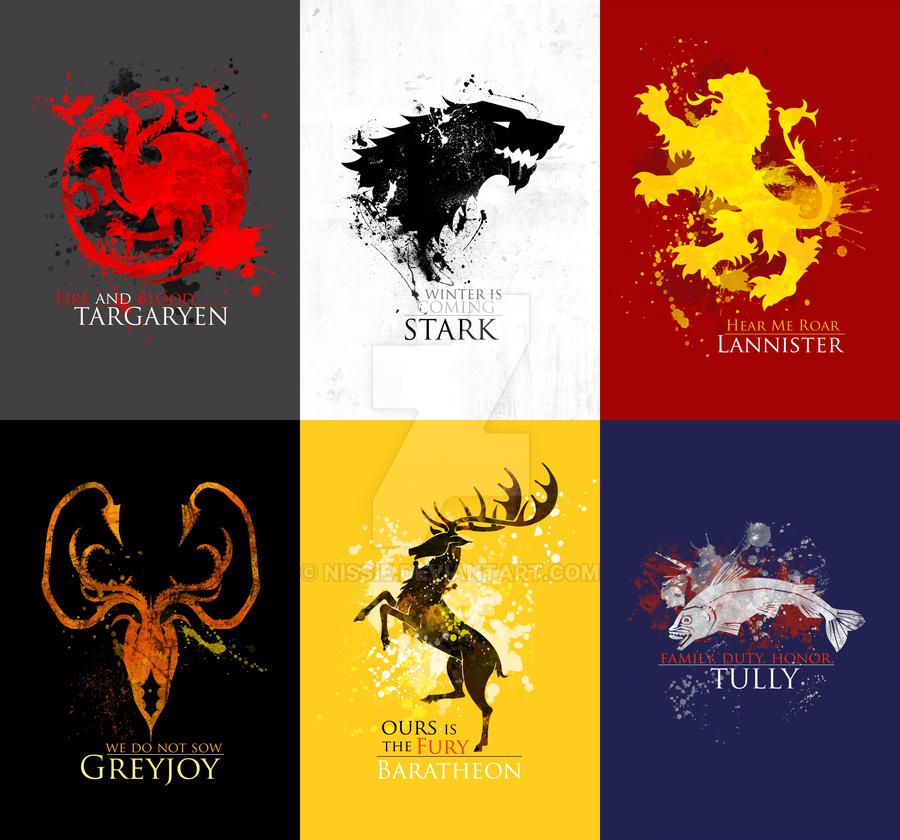 Gameofthrones by Nissie