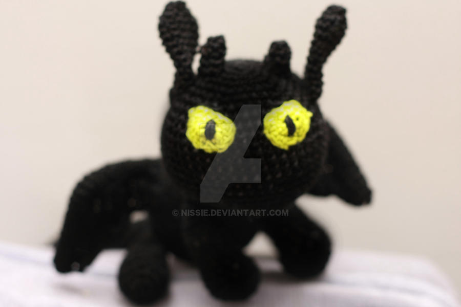 How to Train your Dragon: Toothless by Nissie