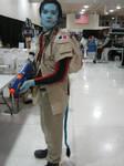 AVATAR costume ((Kokomo-Con 2014)) by johnathon-matthews