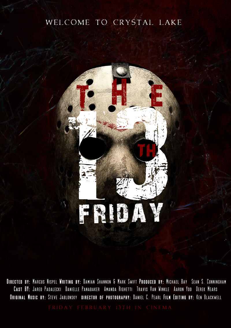 Friday the 13th 1980  Posters  The Movie Database TMDb