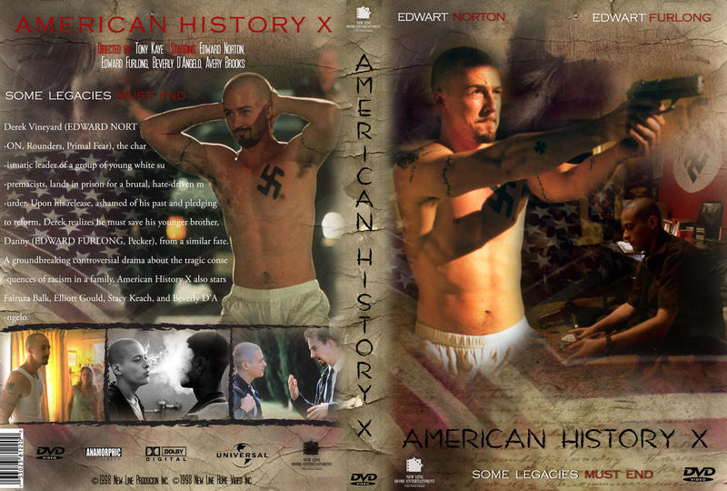 theory assignment on american history x A description and analysis of the film american history x: by promajority.