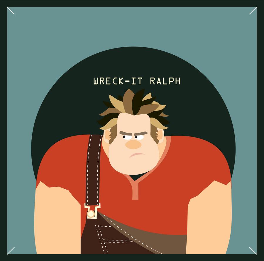Ralph by GeandhraYungga