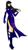 Young Justice: Raven