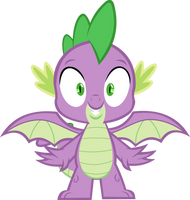 Winged Spike by red4567-2