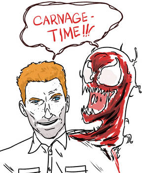 Jackie Earle Haley+Carnage