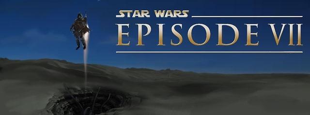 Episode VII Fett banner by JoshMLange