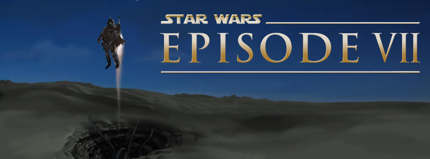 Star Wars: Episode VII banner by JoshMLange