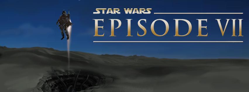 Star Wars: Episode VII banner by JoshMLange