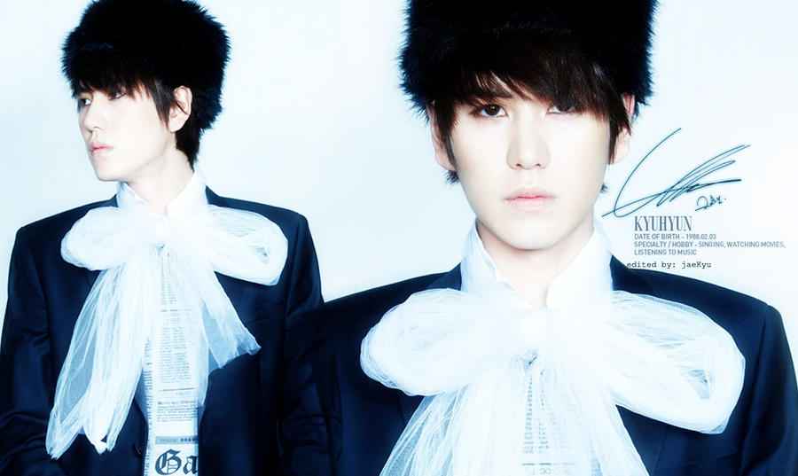 Kyuhyun - Perfection by jerlyn92