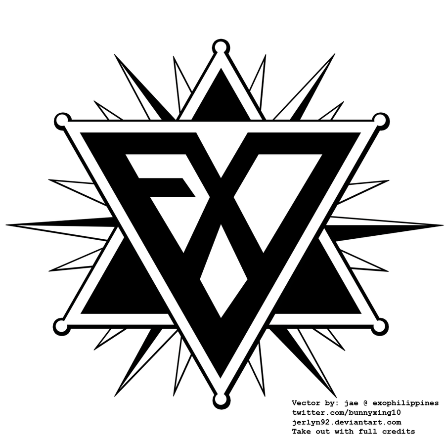 exo heart logo wwwimgkidcom the image kid has it