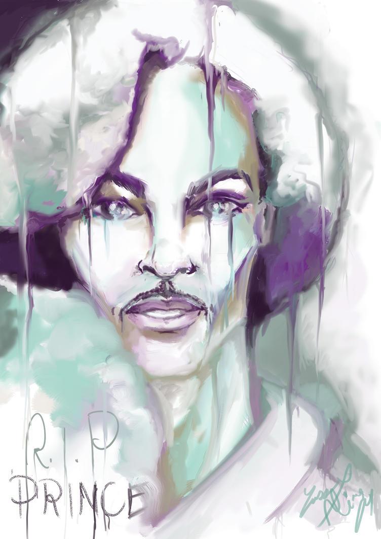 Purple Rain by YasSmash