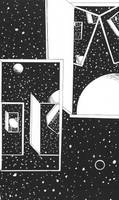 Art Project: Doorway to Space by Inamkur