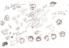 Torchwood Doodles by Inamkur