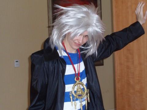Cosplay de Yu-Gi-Oh! Bakura_by_LillyEnsuka