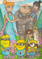 Family Time by still-a-fan